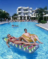 POSSIDONIA II Hotel, Ixia